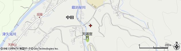 大分県津久見市津久見5191周辺の地図