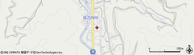 大分県津久見市津久見1320周辺の地図