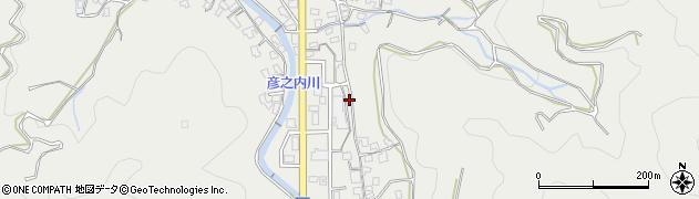 大分県津久見市津久見1288周辺の地図