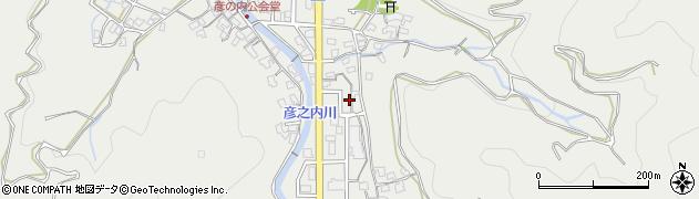 大分県津久見市津久見1277周辺の地図
