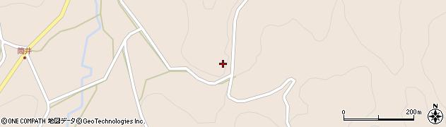 大分県竹田市直入町大字長湯2309周辺の地図