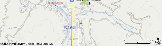 大分県津久見市津久見1294周辺の地図
