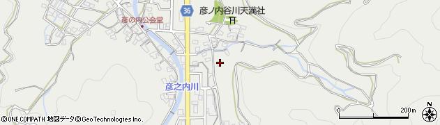 大分県津久見市津久見1163周辺の地図