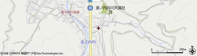 大分県津久見市津久見1303周辺の地図