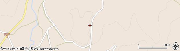 大分県竹田市直入町大字長湯2321周辺の地図