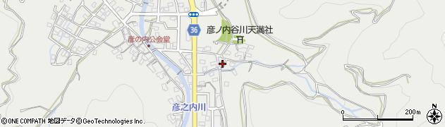 大分県津久見市津久見919周辺の地図