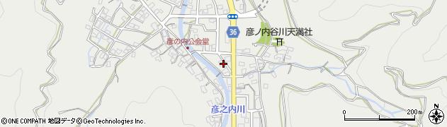 大分県津久見市津久見966周辺の地図