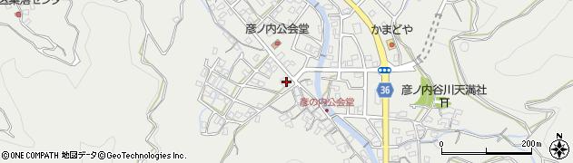 大分県津久見市津久見2082周辺の地図