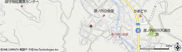 大分県津久見市津久見2114周辺の地図