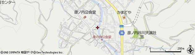 大分県津久見市津久見2232周辺の地図