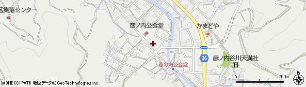 大分県津久見市津久見2209周辺の地図
