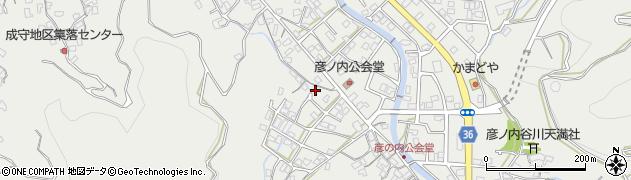 大分県津久見市津久見2121周辺の地図