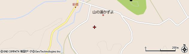 大分県竹田市直入町大字長湯2347周辺の地図