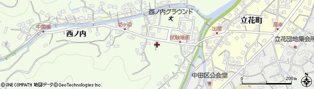 大分県津久見市津久見6659周辺の地図