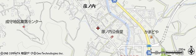 大分県津久見市津久見2173周辺の地図