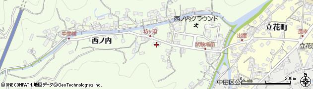 大分県津久見市津久見6892周辺の地図