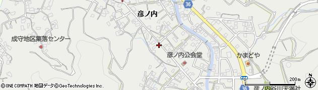 大分県津久見市津久見2172周辺の地図