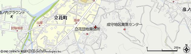 大分県津久見市津久見4245周辺の地図