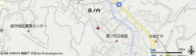 大分県津久見市津久見2166周辺の地図