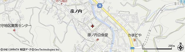 大分県津久見市津久見2267周辺の地図