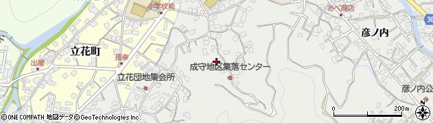 大分県津久見市津久見3994周辺の地図