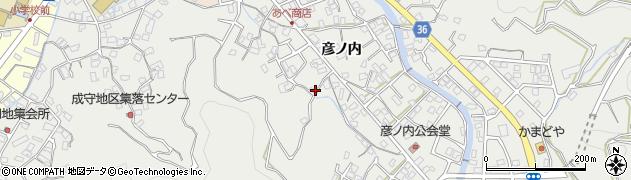 大分県津久見市津久見2412周辺の地図