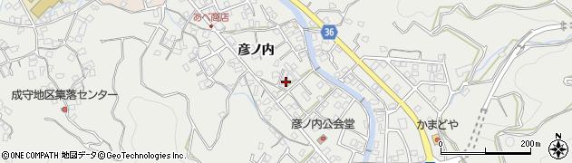 大分県津久見市津久見2282周辺の地図