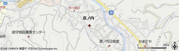 大分県津久見市津久見2356周辺の地図