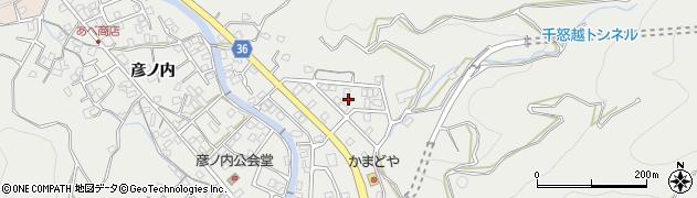 大分県津久見市津久見379周辺の地図