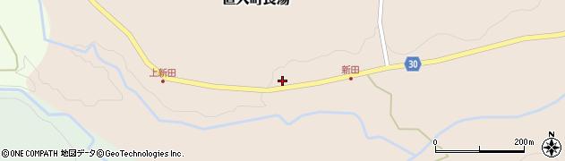 大分県竹田市直入町大字長湯3855周辺の地図