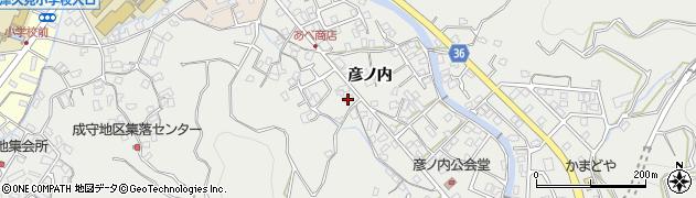 大分県津久見市津久見2358周辺の地図