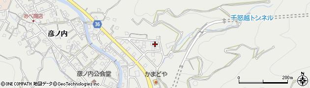 大分県津久見市津久見370周辺の地図