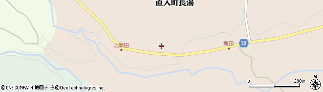 大分県竹田市直入町大字長湯3841周辺の地図