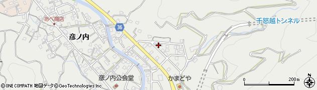 大分県津久見市津久見384周辺の地図
