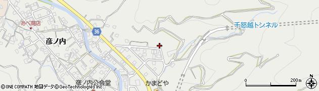 大分県津久見市津久見349周辺の地図