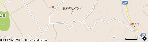 大分県竹田市直入町大字長湯2864周辺の地図