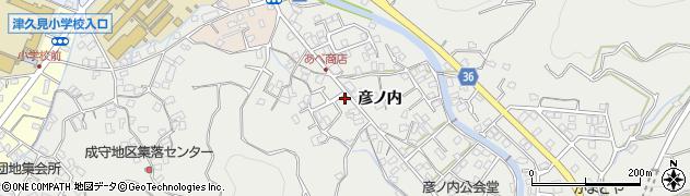 大分県津久見市津久見2365周辺の地図