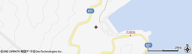 大分県津久見市四浦2926周辺の地図