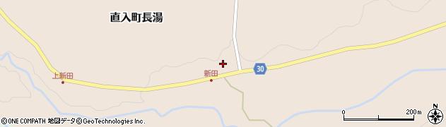 大分県竹田市直入町大字長湯3900周辺の地図
