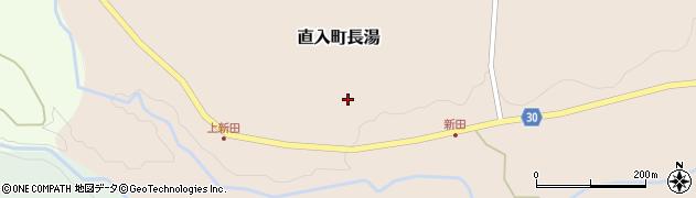大分県竹田市直入町大字長湯3851周辺の地図