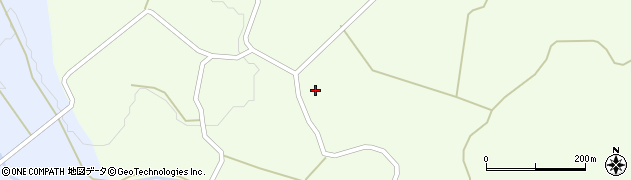 大分県竹田市久住町大字仏原631周辺の地図