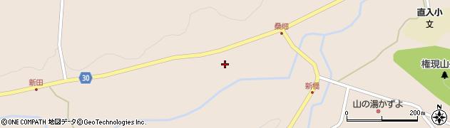 大分県竹田市直入町大字長湯3315周辺の地図