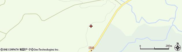 大分県竹田市久住町大字仏原886周辺の地図