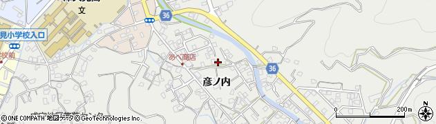 大分県津久見市津久見2594周辺の地図