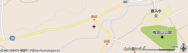 大分県竹田市直入町大字長湯3282-8周辺の地図