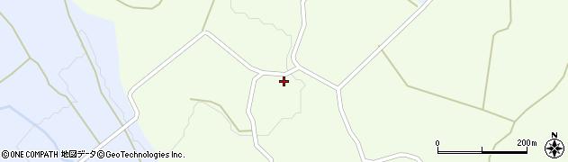 大分県竹田市久住町大字仏原229周辺の地図