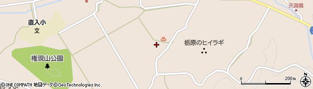 大分県竹田市直入町大字長湯2989周辺の地図