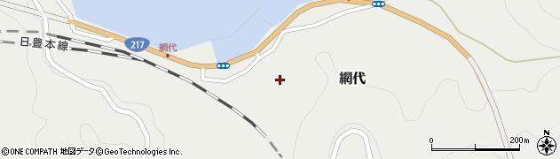 大分県津久見市網代2277周辺の地図
