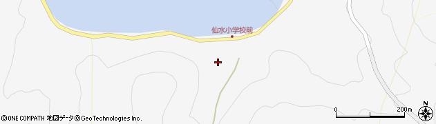 大分県津久見市四浦1514周辺の地図