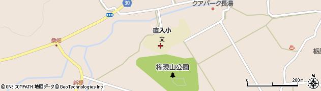 大分県竹田市直入町大字長湯3088周辺の地図